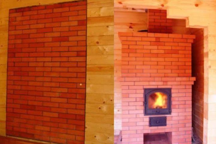 Печь для дачи дровяная